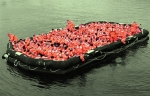 overloaded lifeboat